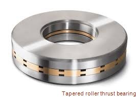 T600 T600W Tapered roller thrust bearing