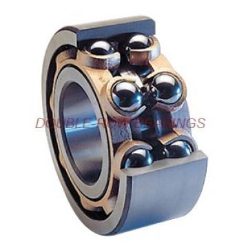 NSK 140KDH2701+K DOUBLE-ROW BEARINGS