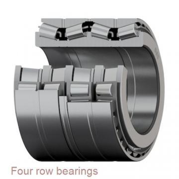 Four row bearings