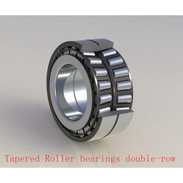 387 384ED Tapered Roller bearings double-row