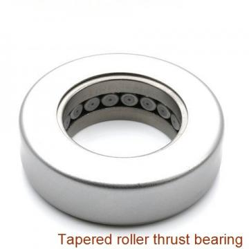 T95 T95W Tapered roller thrust bearing