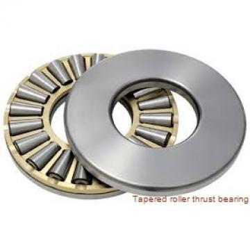 T82 T82W Tapered roller thrust bearing
