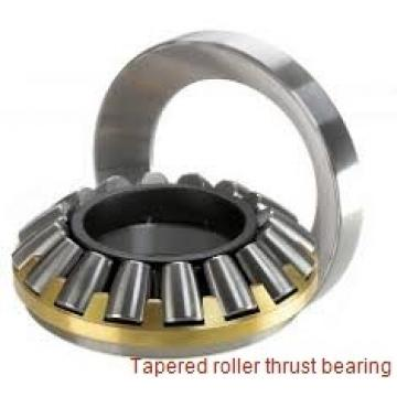 T202 T202W Tapered roller thrust bearing