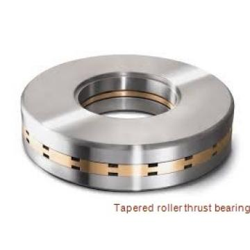 T104 T104W Tapered roller thrust bearing