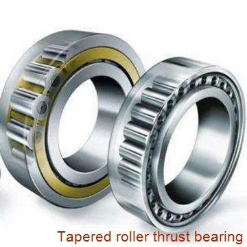 T182 T182W Tapered roller thrust bearing