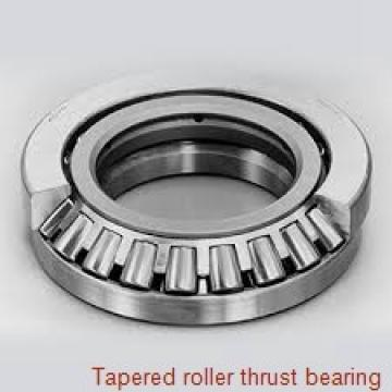 T107 T107W Tapered roller thrust bearing