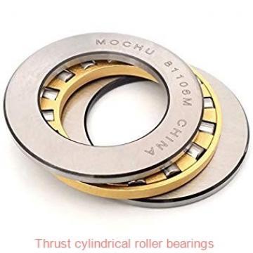 81122 Thrust cylindrical roller bearings