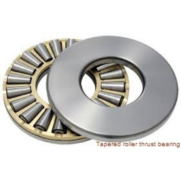 T142 T142W Tapered roller thrust bearing #3 image