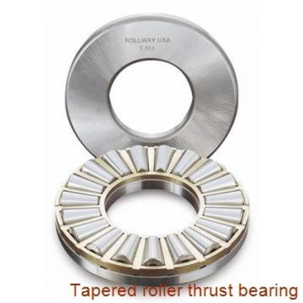 T142 T142W Tapered roller thrust bearing #4 image