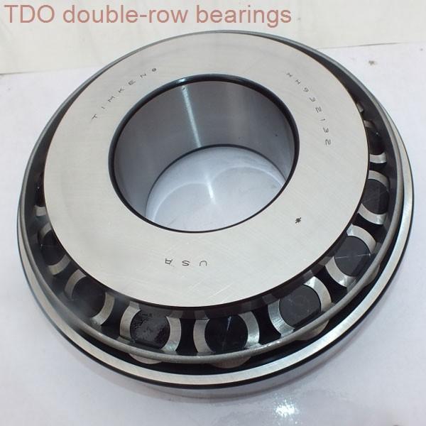 EE127094D/127135 TDO double-row bearings #5 image